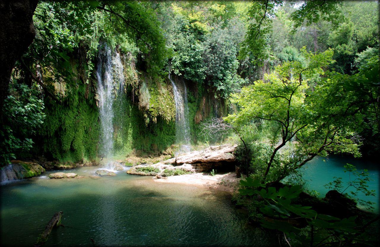 Водопад Куншунлу