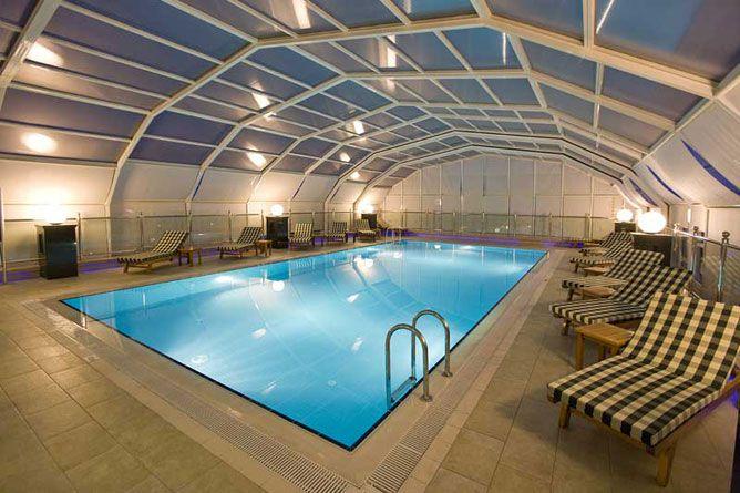 Список отелей с подогреваемым бассейном